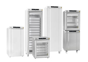 Refrigerators, freezers, ice machines and liquefied gases